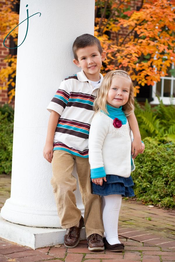 Charlottesville Children Photography