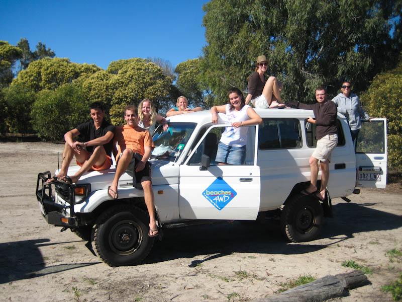Fraser Island, Au